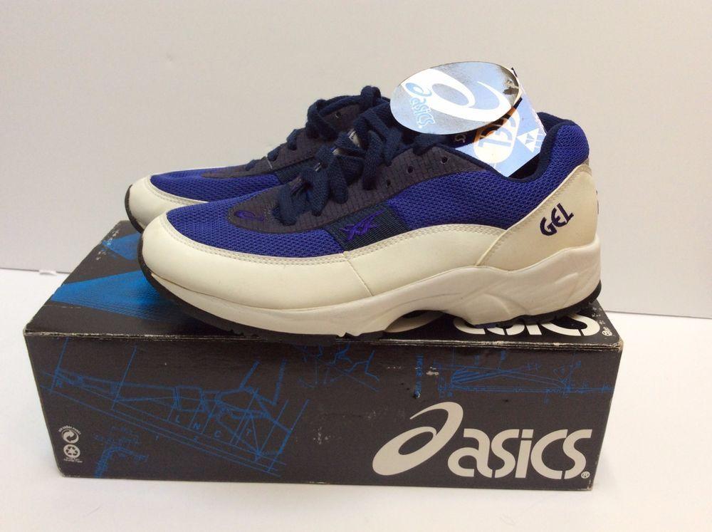 4bb61c4c2528 Womens ASICS Gel Lyte 125 Sneakers Shoe TN657 Deadstock New Purple White  Size 8  Asics  RunningCrossTraining