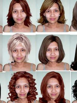 Pick Your Wedding Hairstyle with Try It On Studio   Lugares para ...