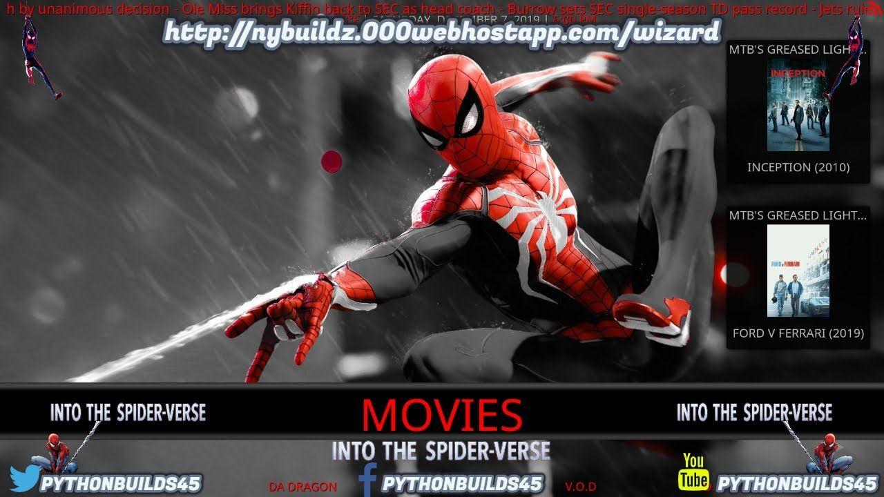 Mybuildz Wizard Spiderman W0rld Build December 2019 With Images