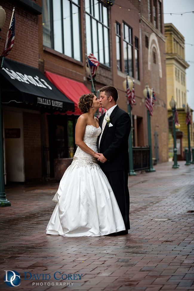 Canton Ohio Wedding, Downtown Canton wedding photography, Photo by ...