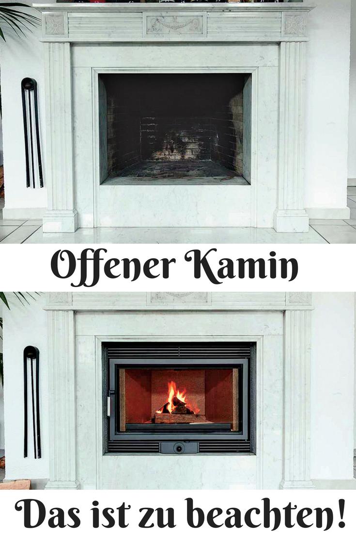offener kamin kamine zubeh r pinterest offener. Black Bedroom Furniture Sets. Home Design Ideas