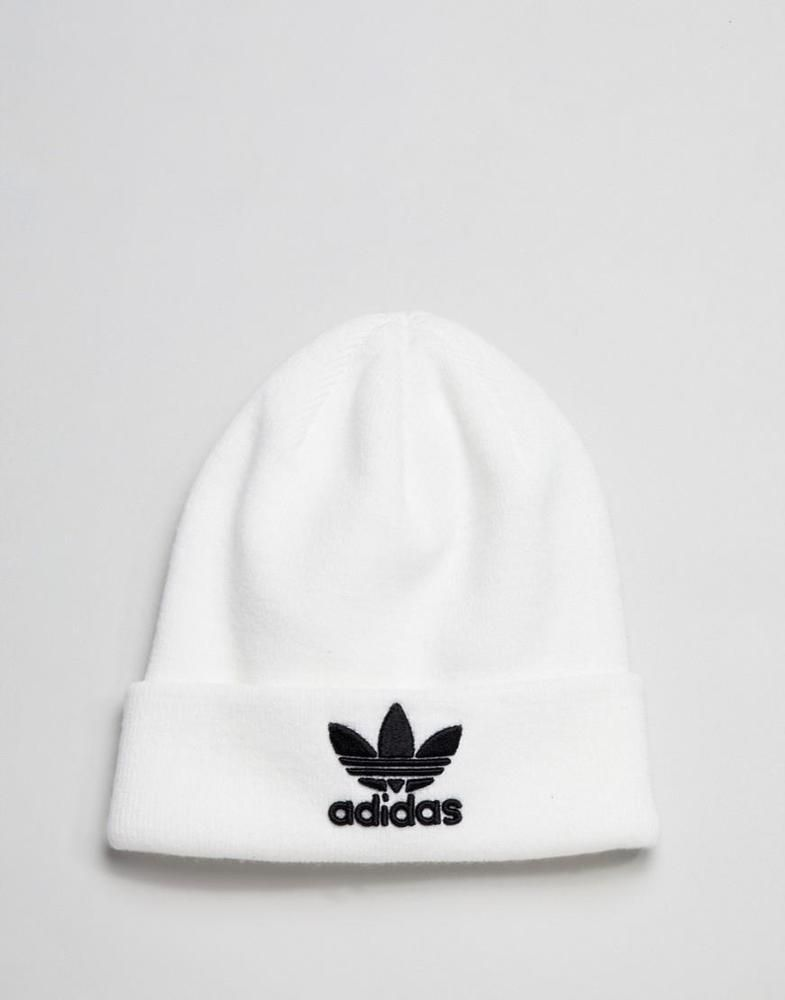 441c502a23 PRODUCT DETAILSBeanie by adidas Originals. For that logo lifestyle. Clothes  have needs