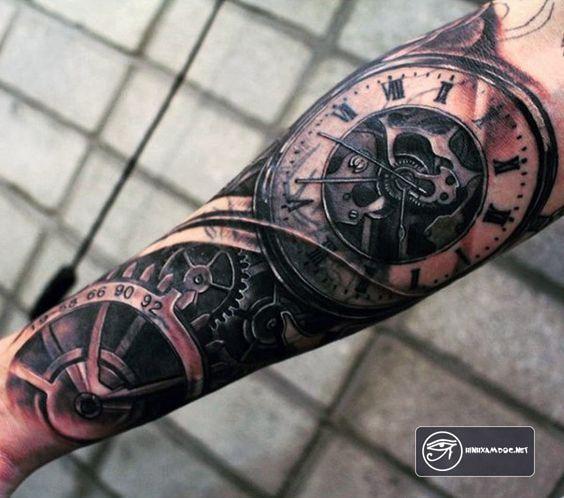 50 hình xăm ở cánh tay cho nam đẹp, đẳng cấp - Tattoo for men
