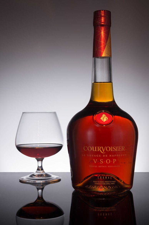 Courvoisier Vsop Cognac Wine Bottle Alcoholic Drinks Cognac