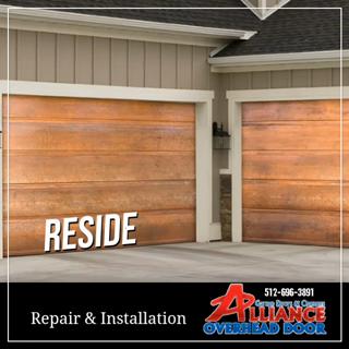 Pin By Alliance Overhead Garage Door Austin On Garage Doors Repairs Installs Openers New Sales In Austin Tx Garage Door Installation Garage Doors Garage Door Repair