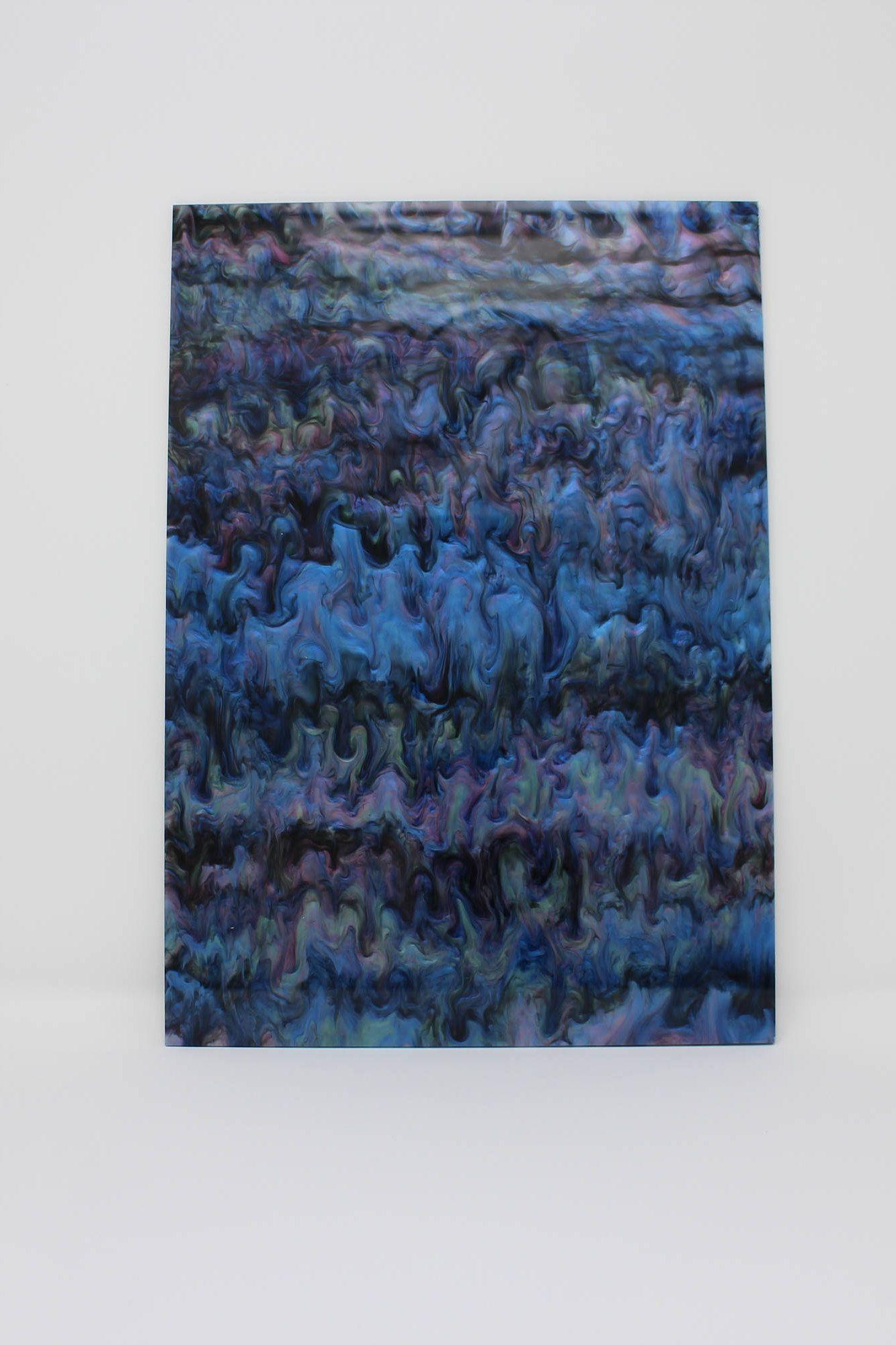 3mm True Abalone Acrylic Perspex Sheet 297x180mm Acrylic Sheets Acrylic Perspex Sheet