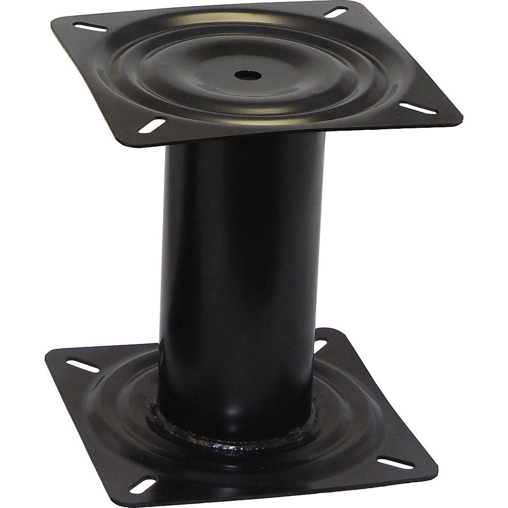 index mount pedestal dimensions seat pedestals height boat adjustable with