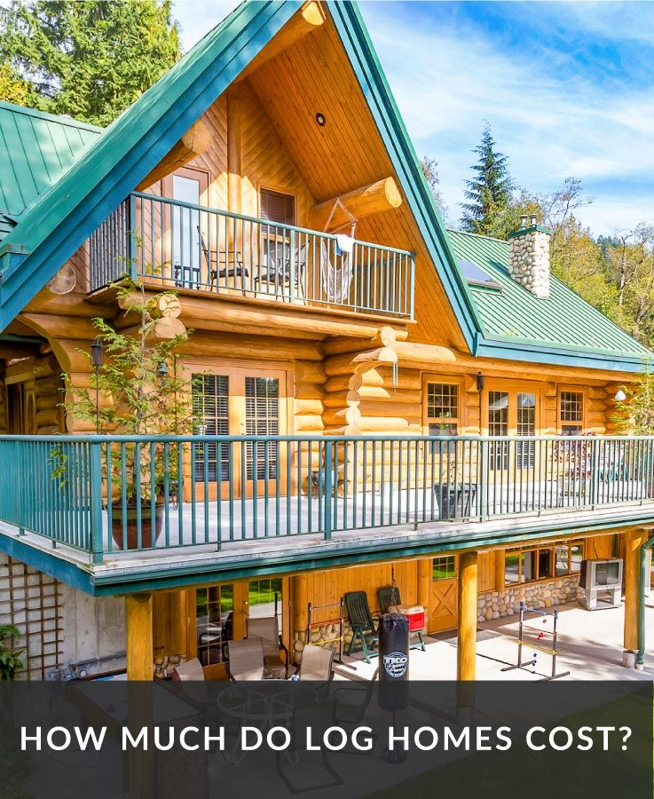 Marvelous How Much Do Log Homes Cost? Compare The Initial Costs To Build A Full  Scribe, Timber Frame And Post And Beam Custom Home.