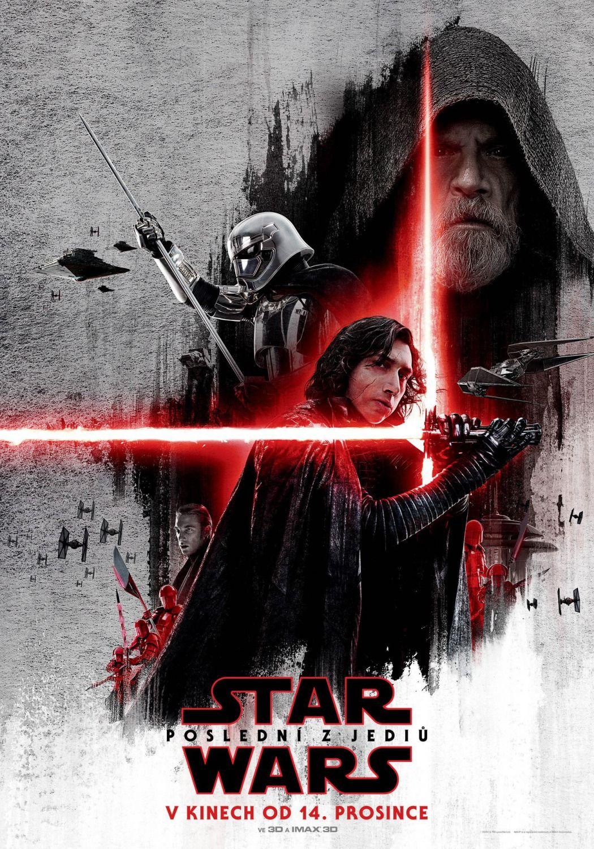 A New Star Wars The Last Jedi International Poster Drops The Last Jedi Trailer Star Wars Poster Star Wars Watch