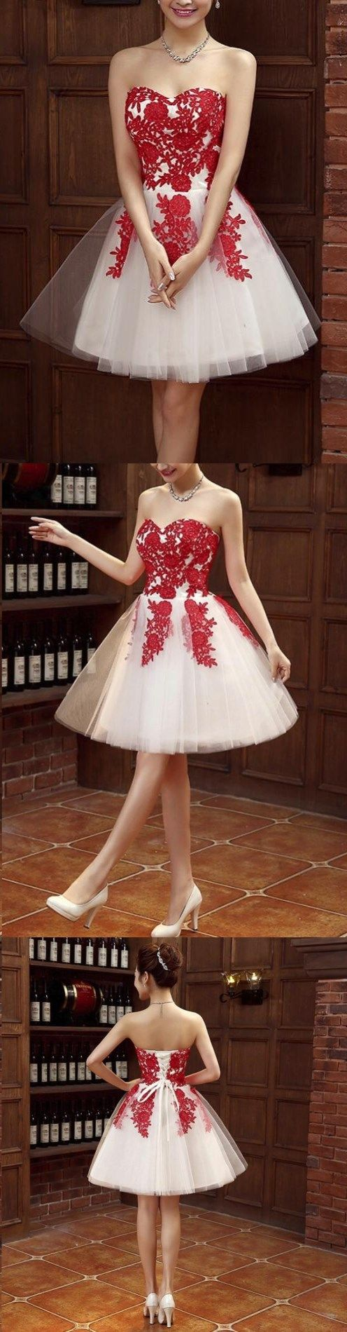 Cheap homecoming dresses aline laceup simple short prom dress cute