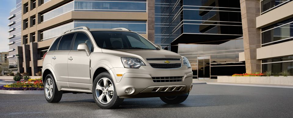 Chevy Captiva Sport Discontinued Vehicle Gm Fleet Captiva Sport Chevrolet Captiva Sport Chevrolet