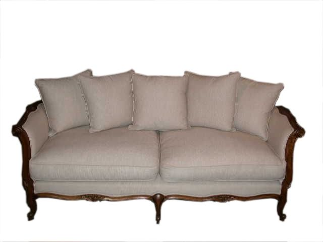French Country Sectional Sofa French Louis Xv Style Lounge In