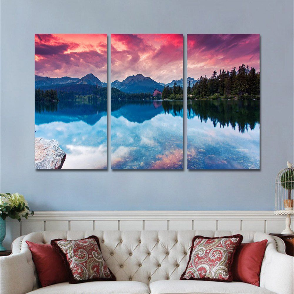 Paintings Living Room Canvas Painting Unframed Wall Pictures For Living Room Posters And