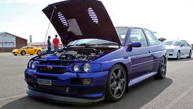 Pin On Escort Cosworth