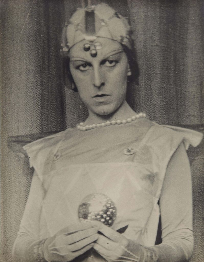 Claude Cahun, Self-Portrait, 1929