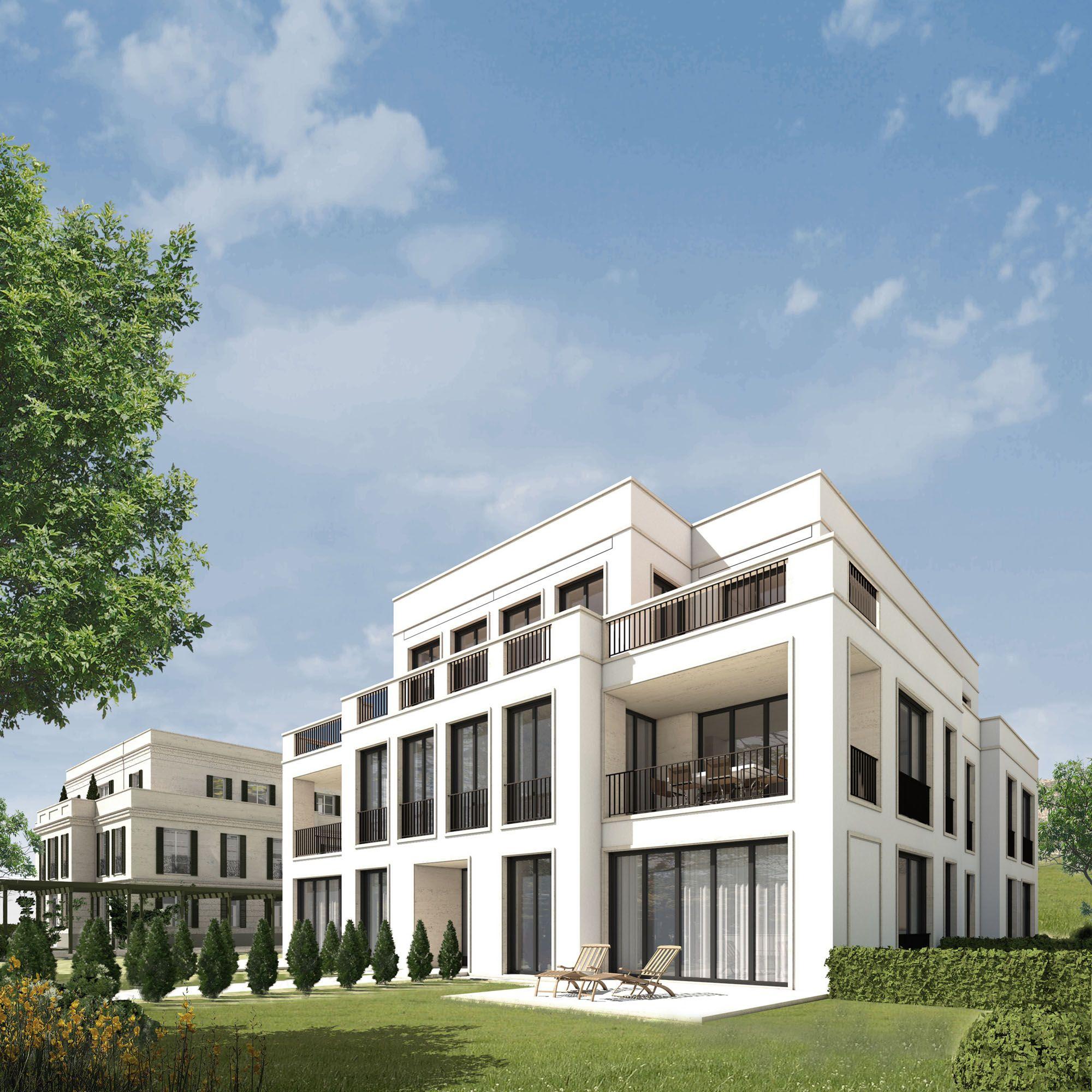 Villa rosensteinweg berlin architecture pinterest for Classic house facades