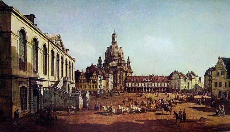 Bellotto - Dresda