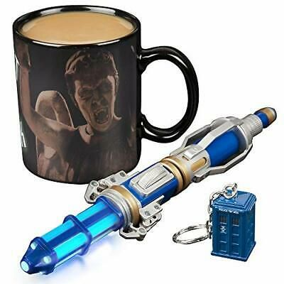 (eBay)(Sponsored) Doctor Who 3 Piece Gift Set - 12th Doctor Sonic Screwdriver, TARDIS Key Chain #12doctor