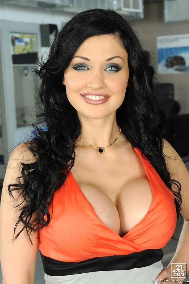 Black hair porn star