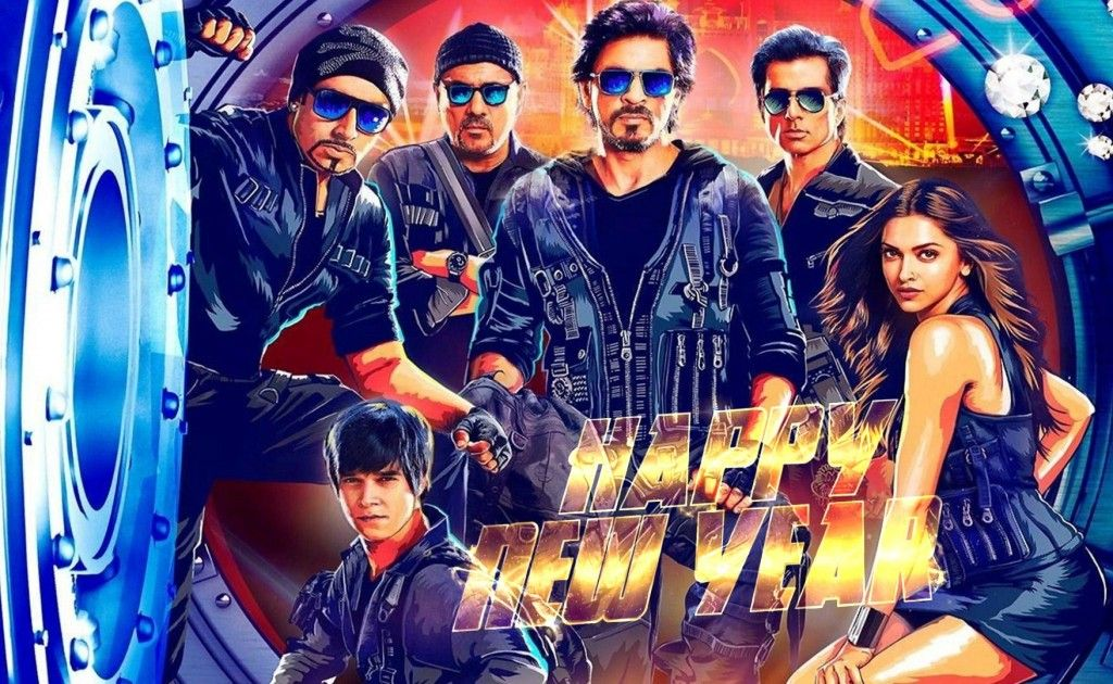 Happy New Year movie review Superbly entertaining! Full