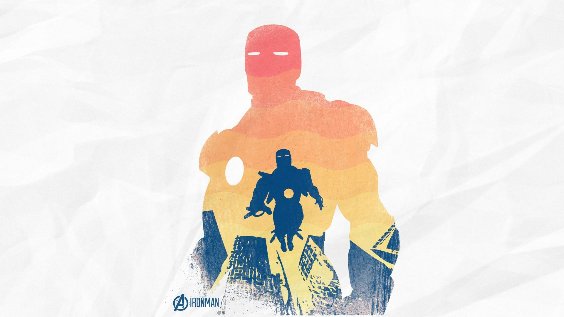 cool wallpaper with iron man mask in close up and dark background
