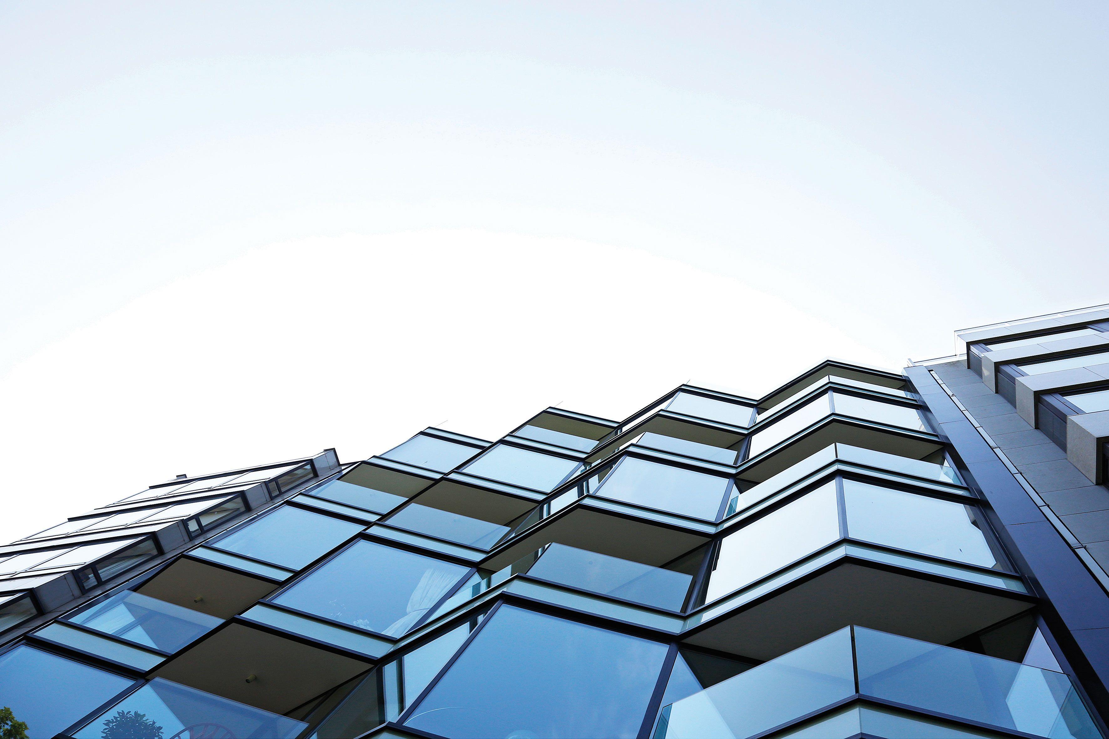 Résidence blue flame : habitation collective avec espace commercial