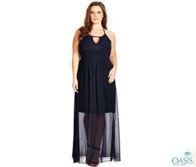 wholesale plus size maxi dresses plus size clothing suppliers