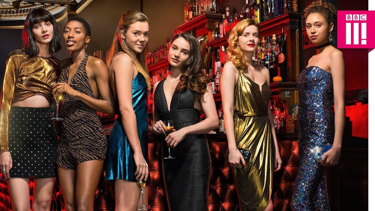 meet the characters clique bbc three great shows tv series