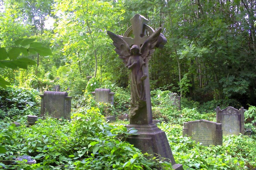 Arnos Vale Cemetery, Bristol, England