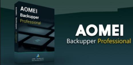 AOMEI Backupper Professional 4 6 0 Crack & License Key Full