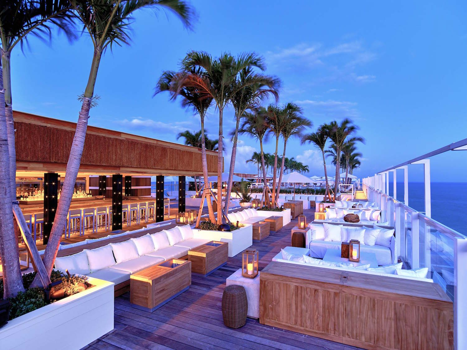 Hot Hotels Cool Restaurants The New Best Of Miami At 1 Hotel South Beach And The Plymouth 1 Hotel Best Rooftop Bars Grand Beach Hotel Rooftop Bar