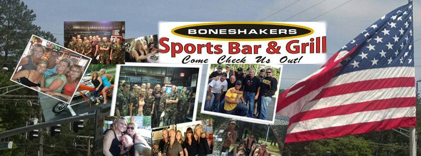 Boneshakers Sports Bar and Grill's Page Virginia Beach