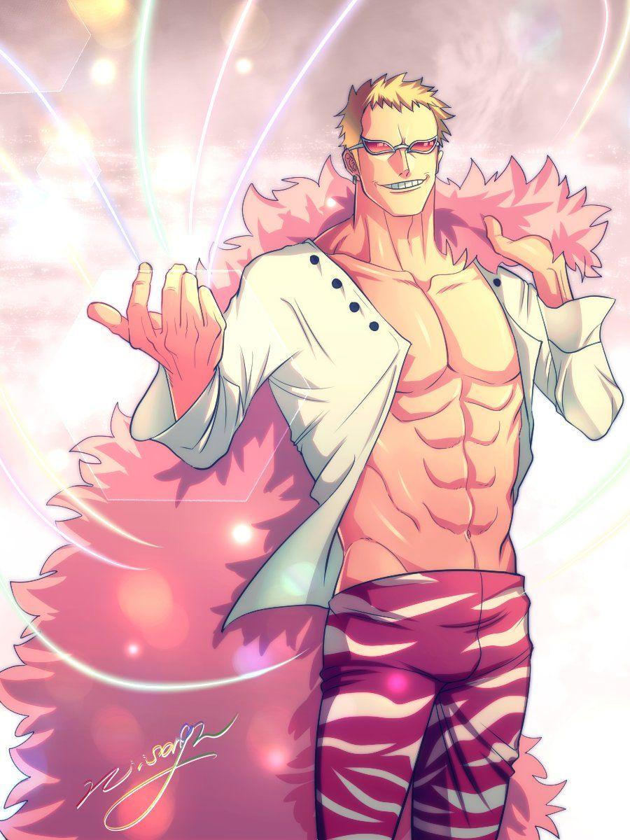 One Piece, Donquixote Doflamingo | Anime, Motive