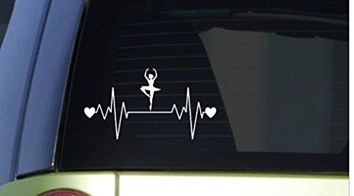 "Dancer heartbeat lifeline *I202* 8"" wide Sticker decal ba... https://www.amazon.com/dp/B015YFMGA2/ref=cm_sw_r_pi_dp_x_jW4Myb5WJEW2Y"