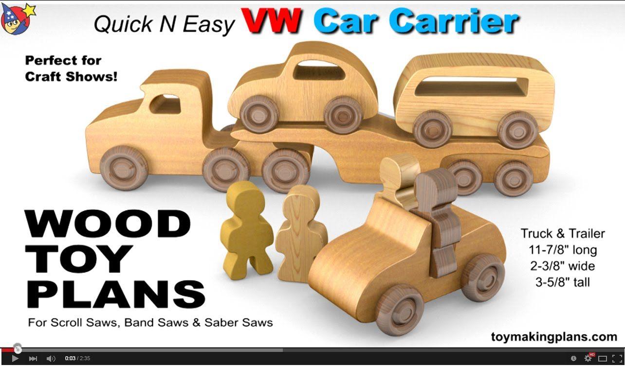 pinjimwbaker on trucking | wood toys plans, wood toys, toys