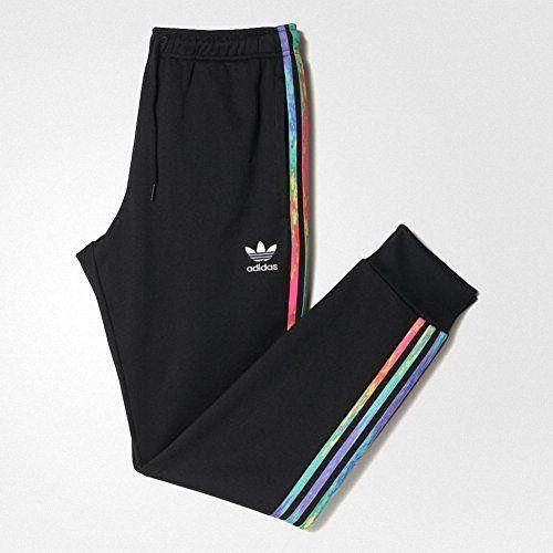 (アディダス オリジナルス) adidas ORIGINALS W LGBT TRACK PANTS W LGBT. efe5cd039