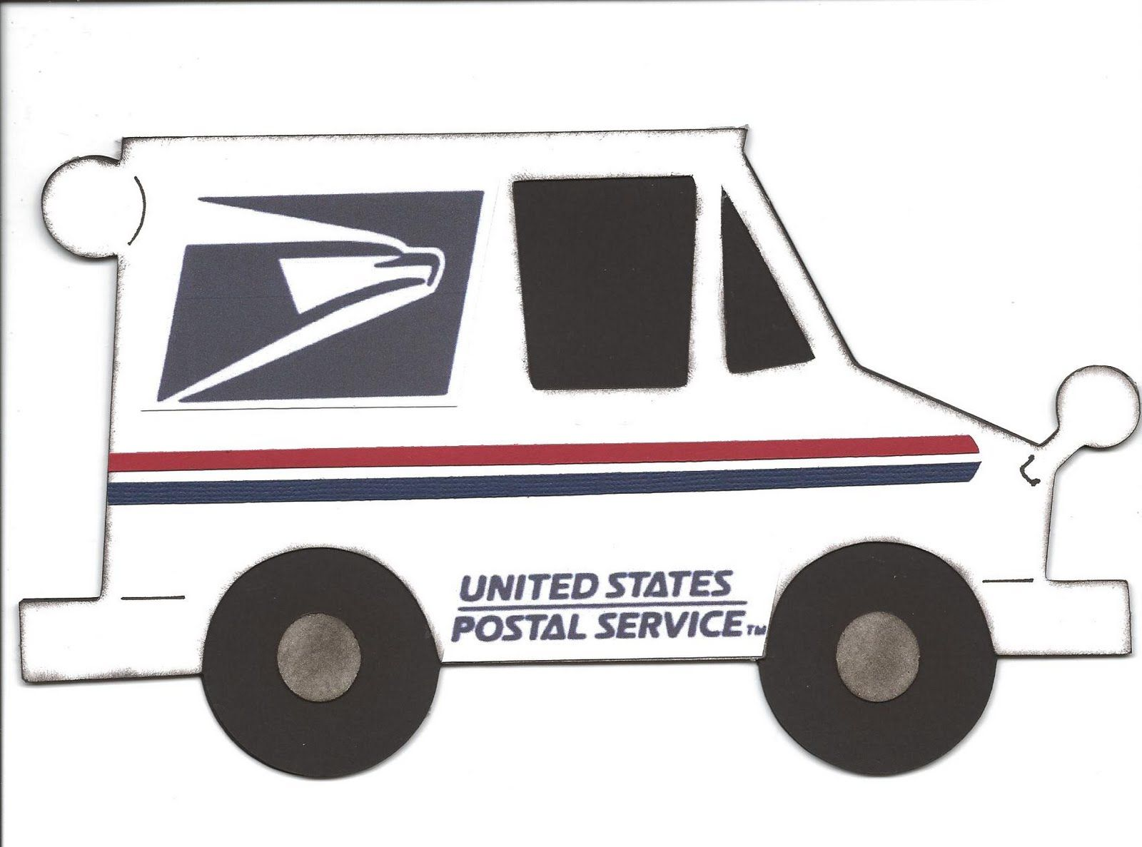 Mail Truck Wrap A Kit Kat Bar And Add The Wheels Mail Truck Truck Stamps Diy Mail