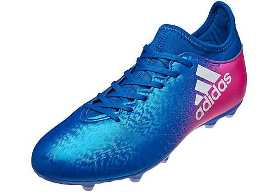Kids Adidas X 16 3 S Occer Cleats Always Awesome At Www Soccerpro Com Cleats Soccer Shoes Adidas Kids