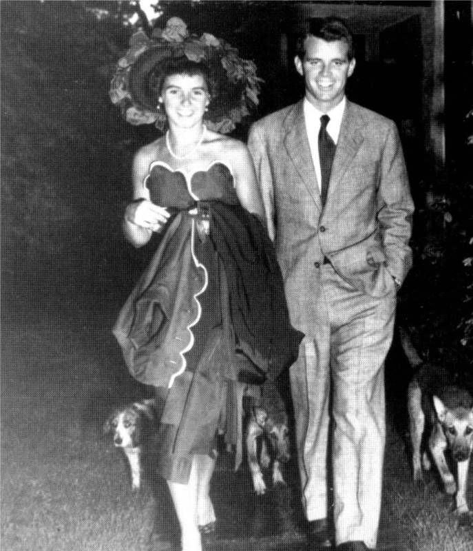 Ethel And Bobby Kennedy 17