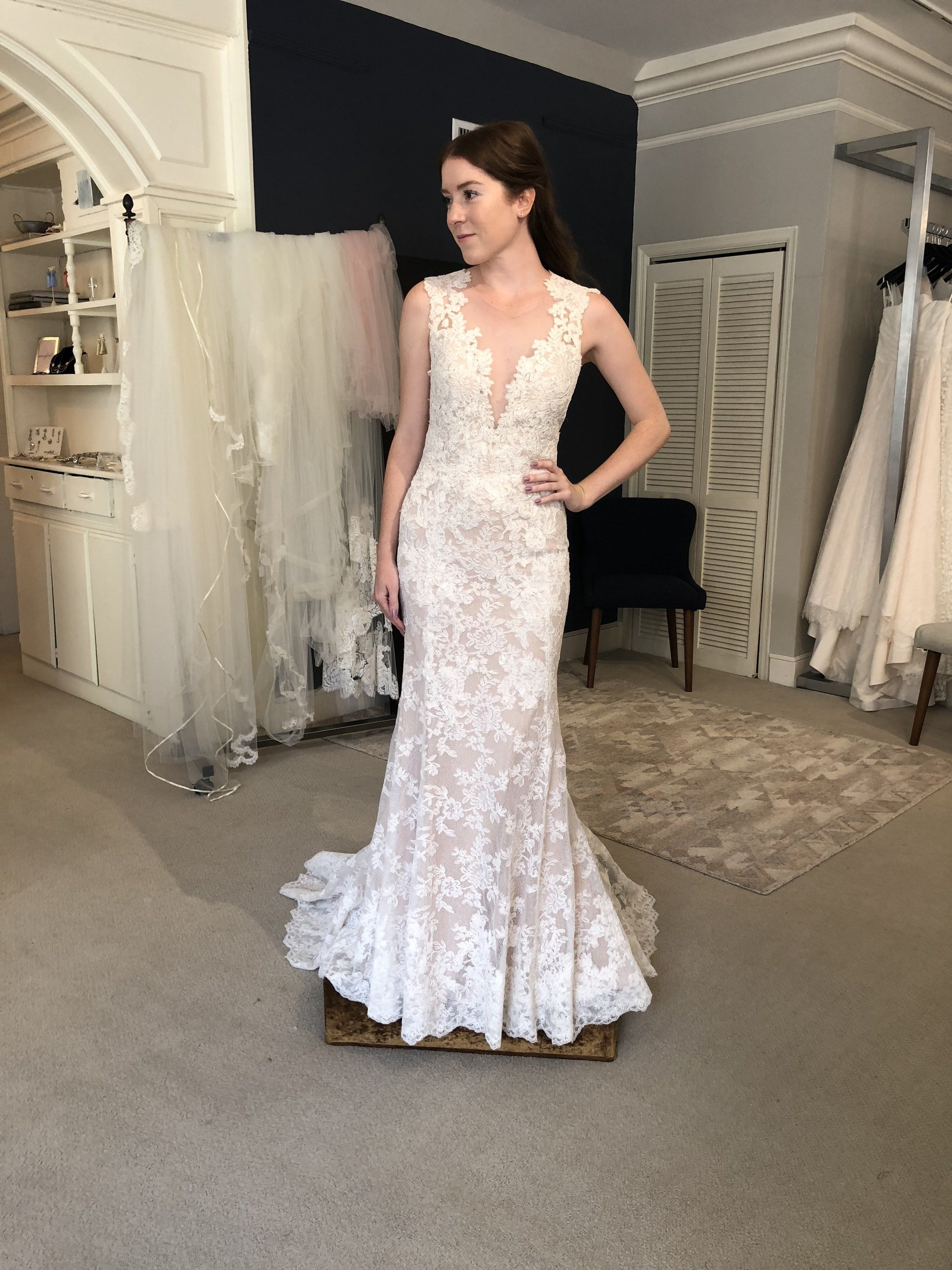 Watters Ashland Designer Bridal Gowns Perfect Wedding Dress Gowns