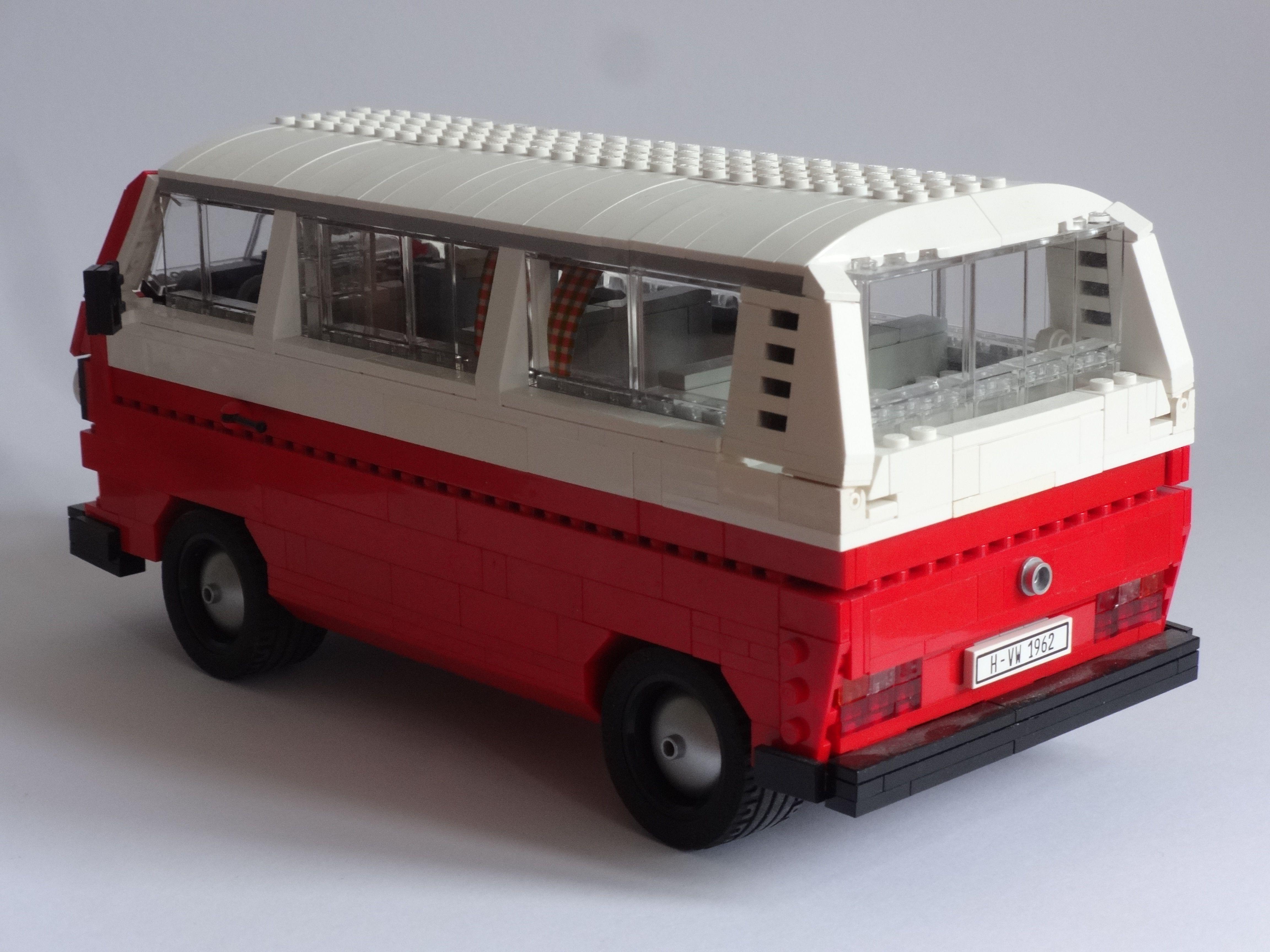 lego vw t3 lego autohof lego fahrzeuge lego lkw und lego. Black Bedroom Furniture Sets. Home Design Ideas
