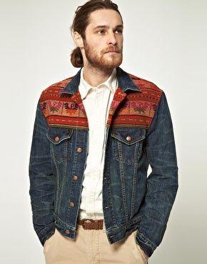 Denim & Supply by Ralph Lauren Blanket Denim Jacket | Denim
