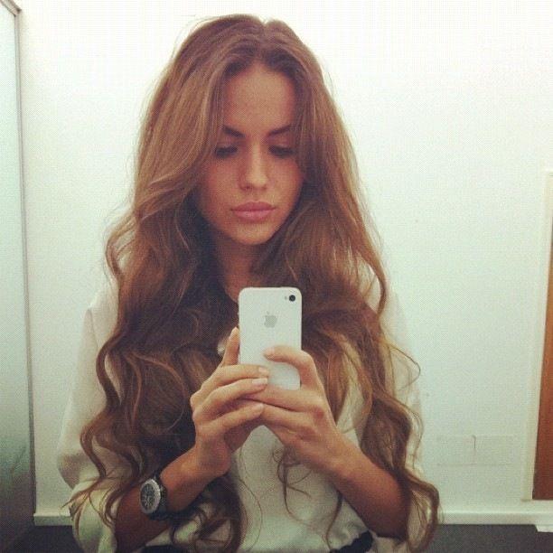 Hair style i love!