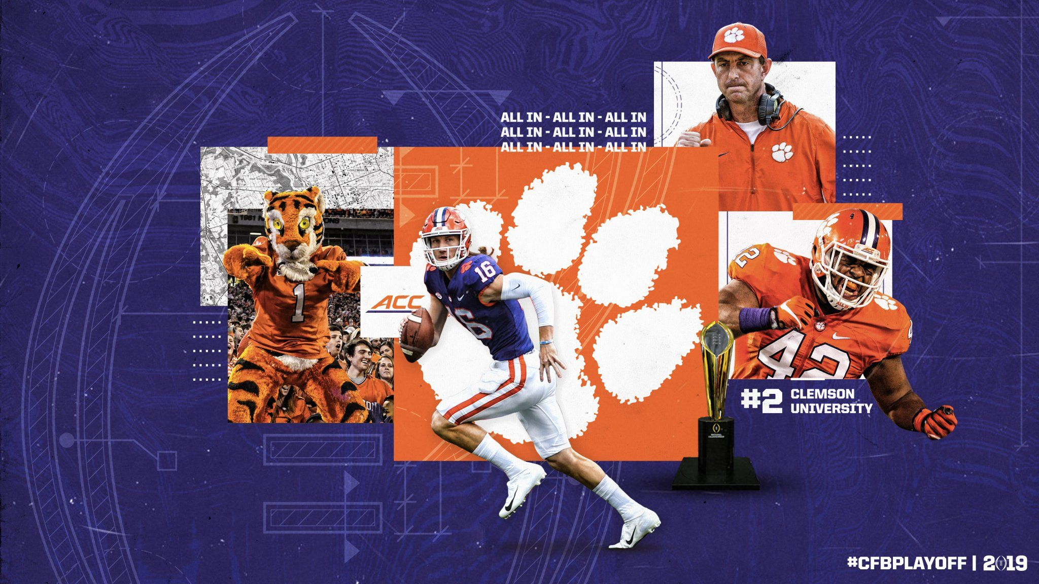 Pin by Peter Farkas on graphics Sports design, Clemson