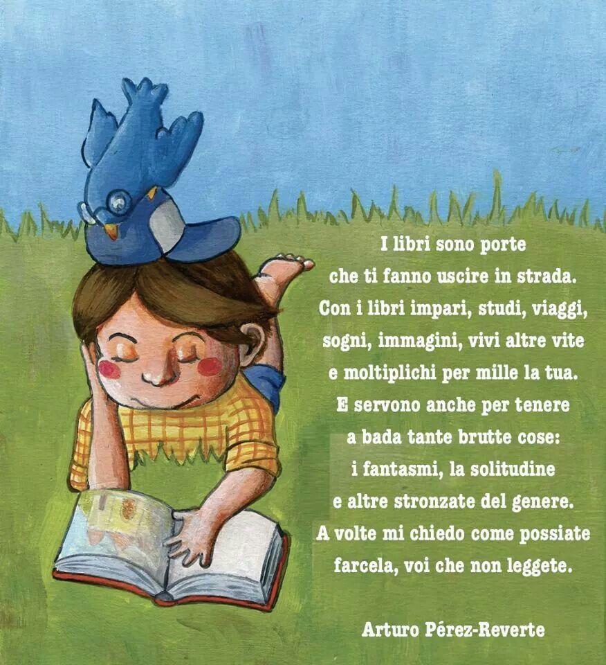 Frasi Sui Libri Per Bambini