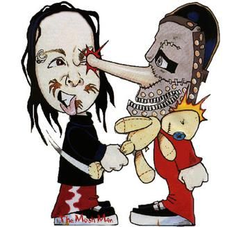 Korn Vs. Slipknot