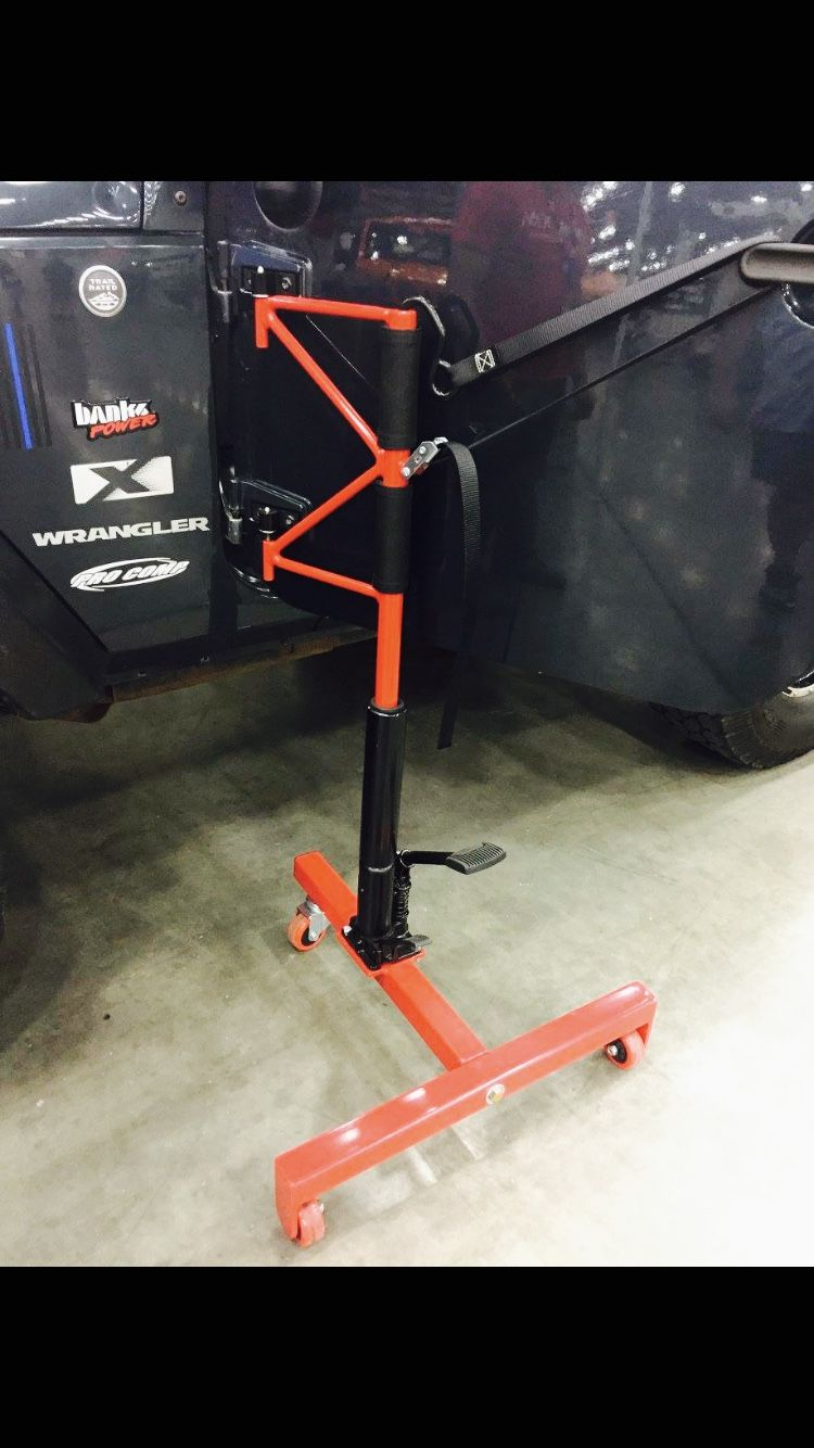 The All New Door Freedom Jeep Wrangler Door Removal Tool It Can