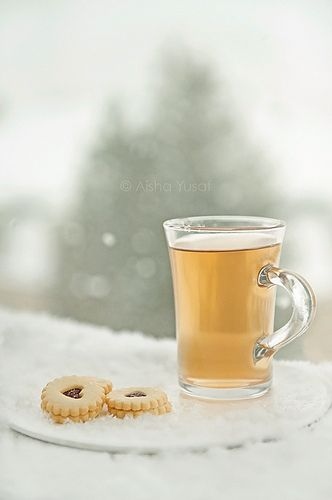 Winter Warmer... Tea!