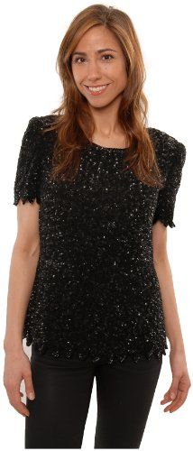 Heavily Sequined Top for Plus Sizes  http://www.effyourbeautystandarts.com/heavily-sequined-top-for-plus-sizes/