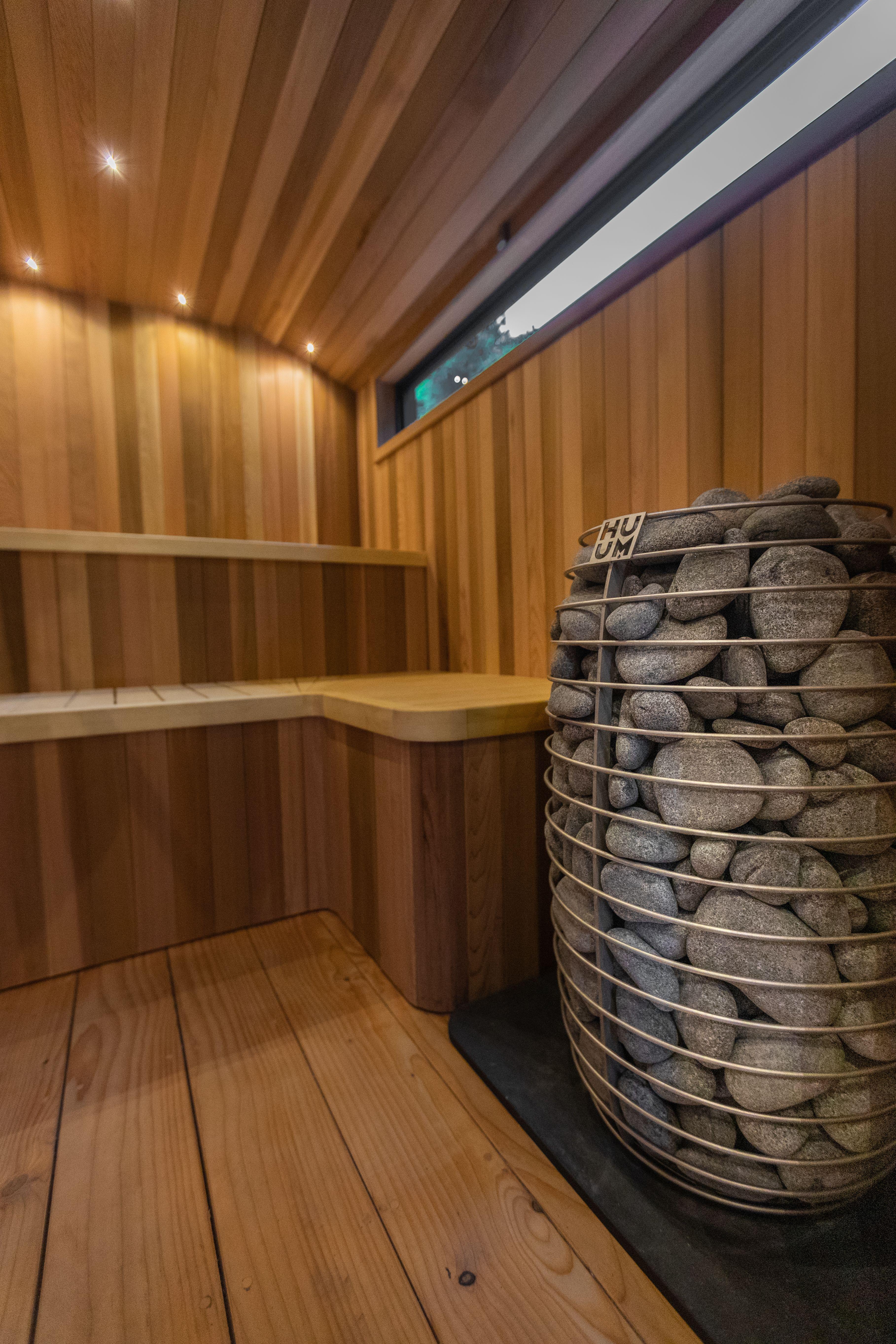 Sauna der ständer in Eines meiner